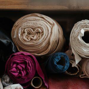 Fabrics and Notion Packs